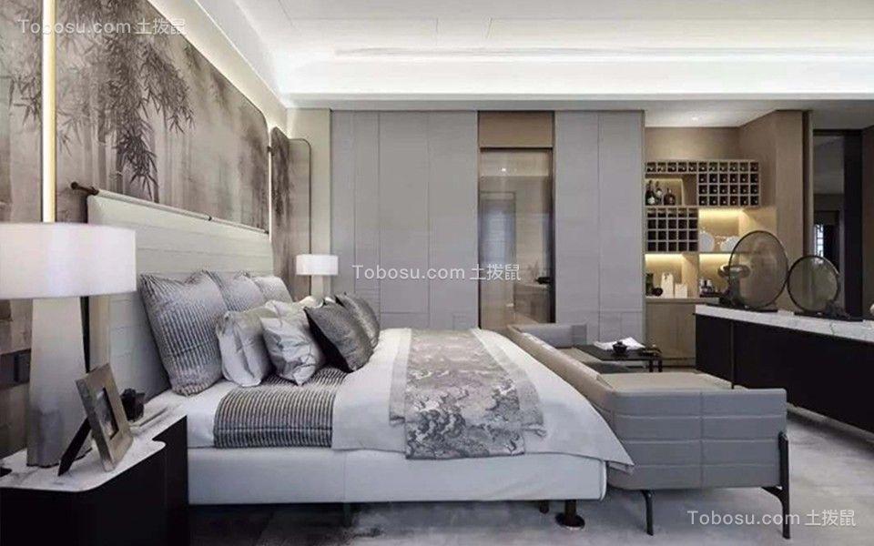 2019中式卧室装修设计图片 2019中式沙发效果图