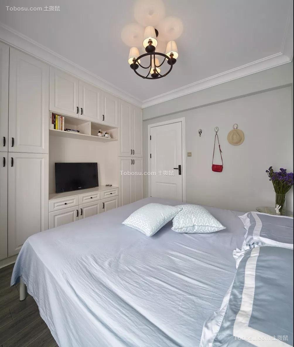 2021北欧卧室装修设计图片 2021北欧衣柜装修效果图片
