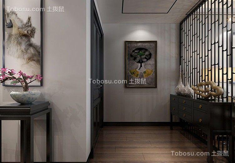 2021新中式客厅装修设计 2021新中式隔断图片