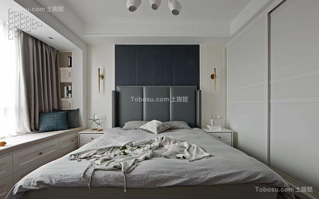 2019简欧卧室装修设计图片 2019简欧背景墙装饰设计