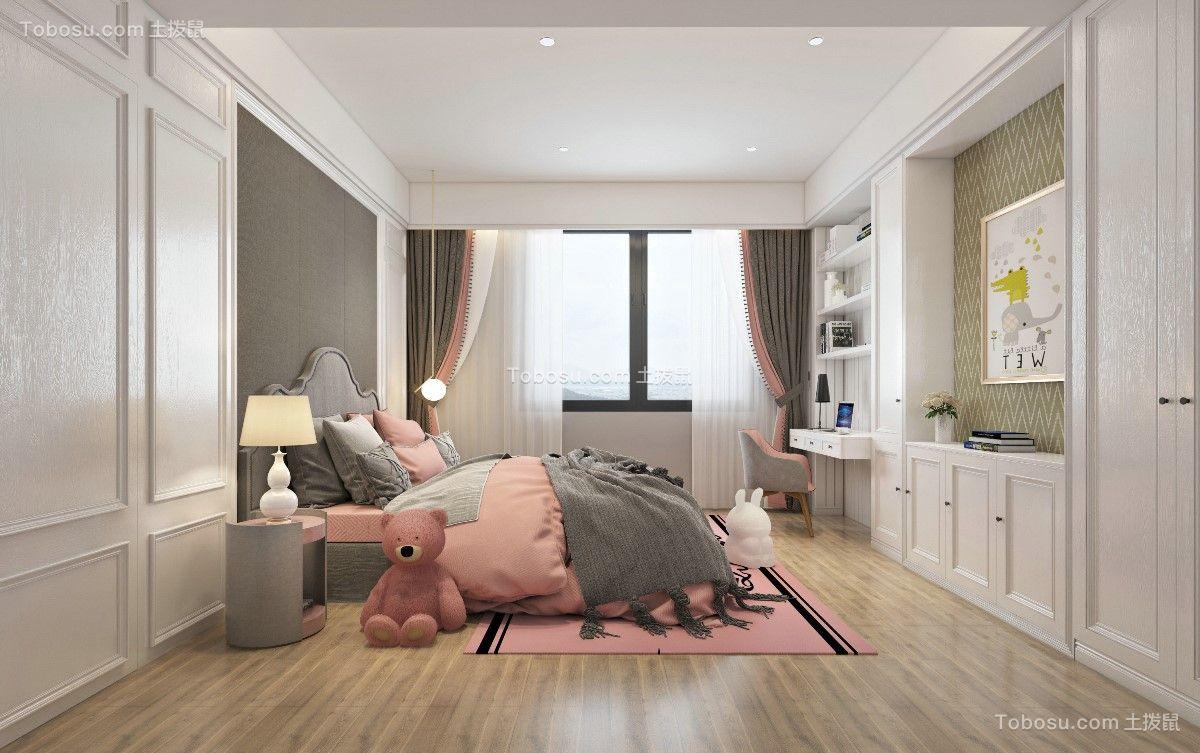 2021中式卧室装修设计图片 2021中式床图片