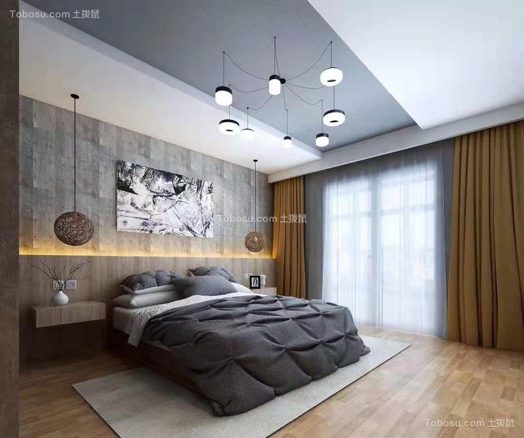 2019北欧卧室装修设计图片 2019北欧背景墙装修设计