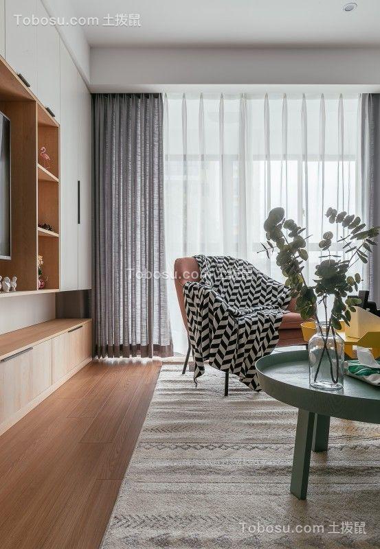 2020混搭客厅装修设计 2020混搭地板效果图