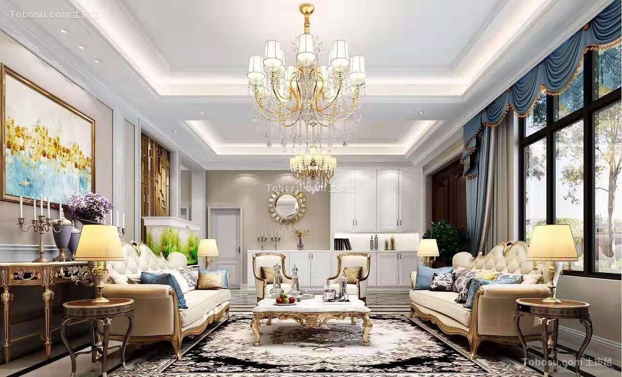 2019欧式客厅装修设计 2019欧式细节装饰设计