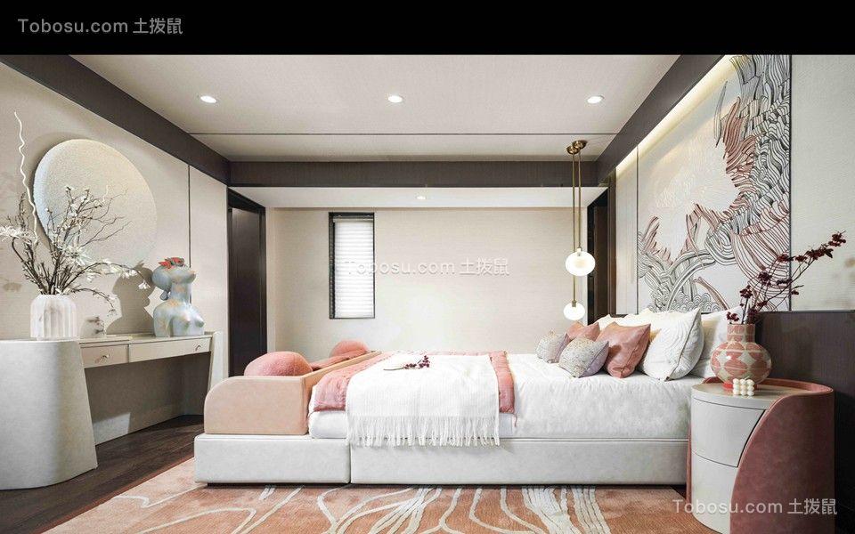 2019现代简约卧室装修设计图片 2019现代简约照片墙装修图
