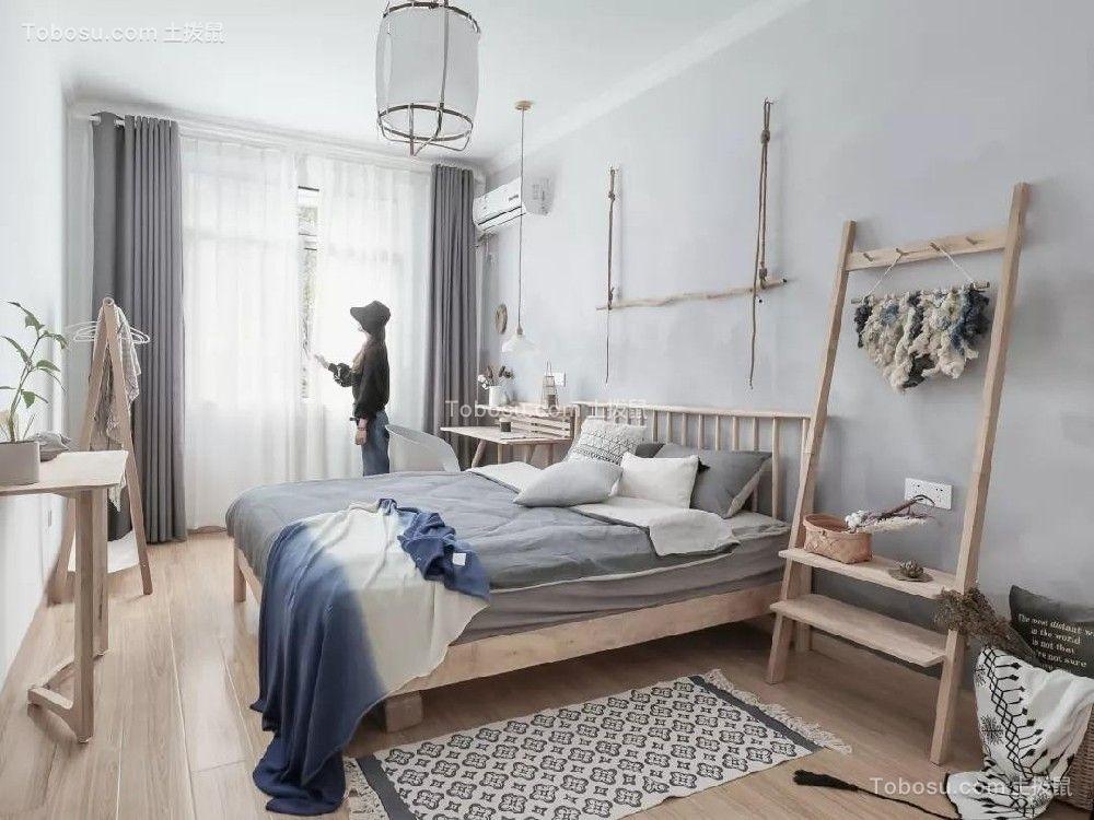 2020混搭卧室装修设计图片 2020混搭地板装修图片