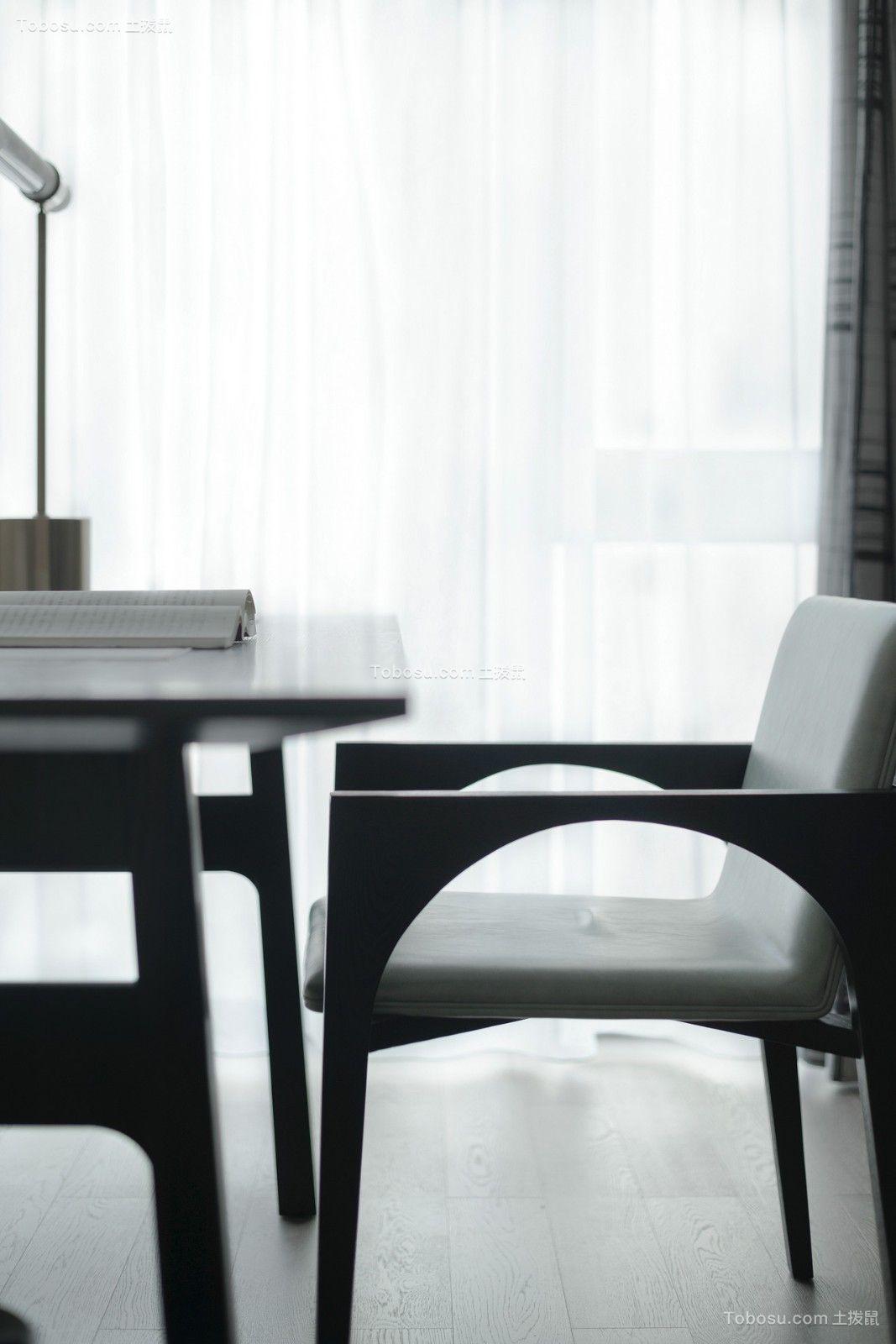 2019新中式书房装修设计 2019新中式书桌图片