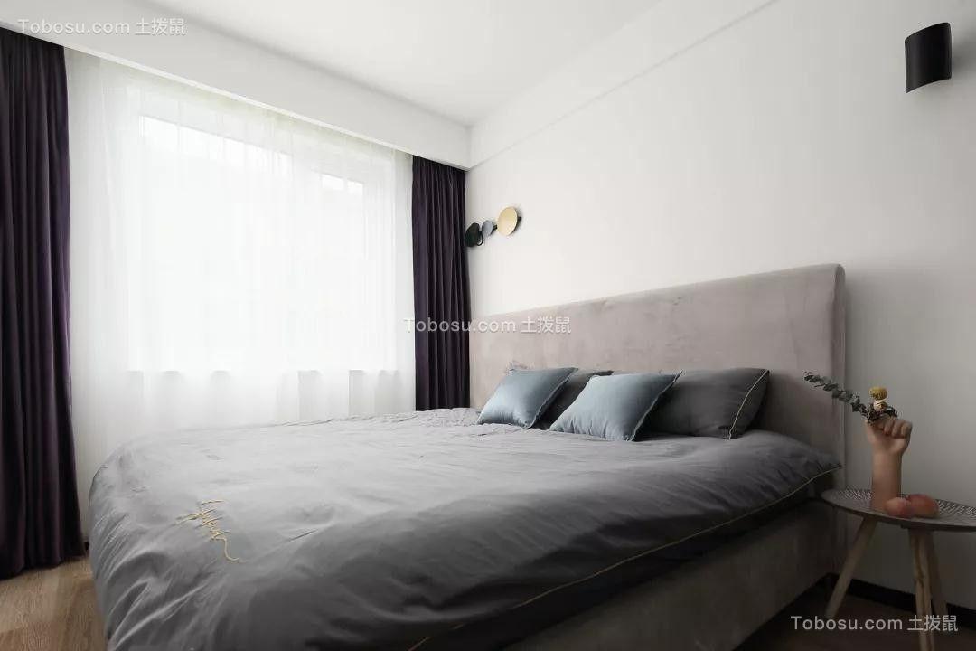 2019北欧卧室装修设计图片 2019北欧飘窗图片