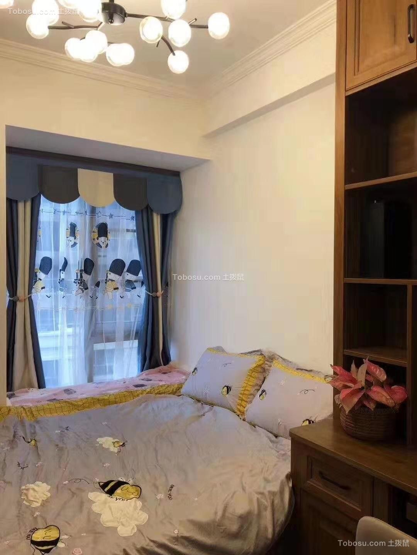 2020混搭卧室装修设计图片 2020混搭床图片