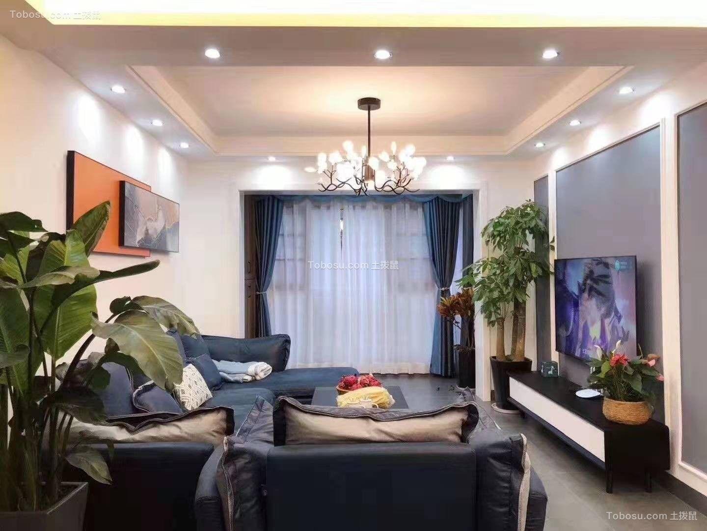 2021混搭客厅装修设计 2021混搭沙发装修设计