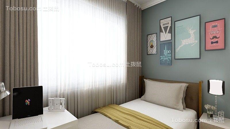 2021简欧儿童房装饰设计 2021简欧照片墙装修图片