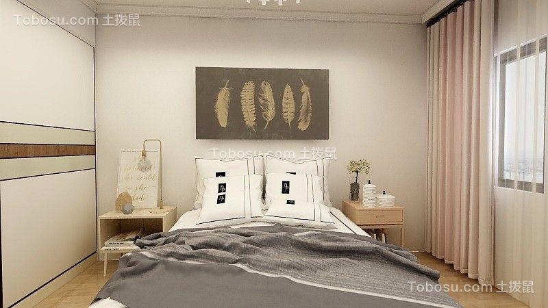 2020新中式儿童房装饰设计 2020新中式窗帘图片