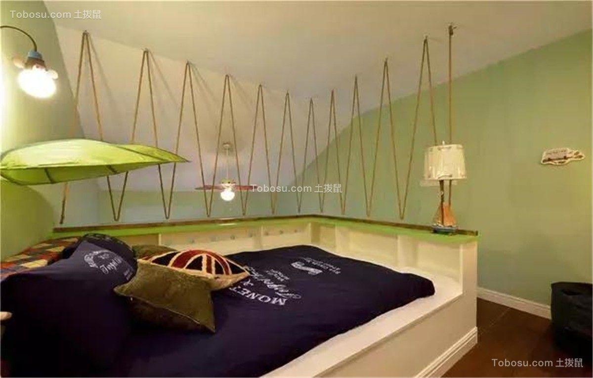 2020欧式儿童房装饰设计 2020欧式背景墙装修图