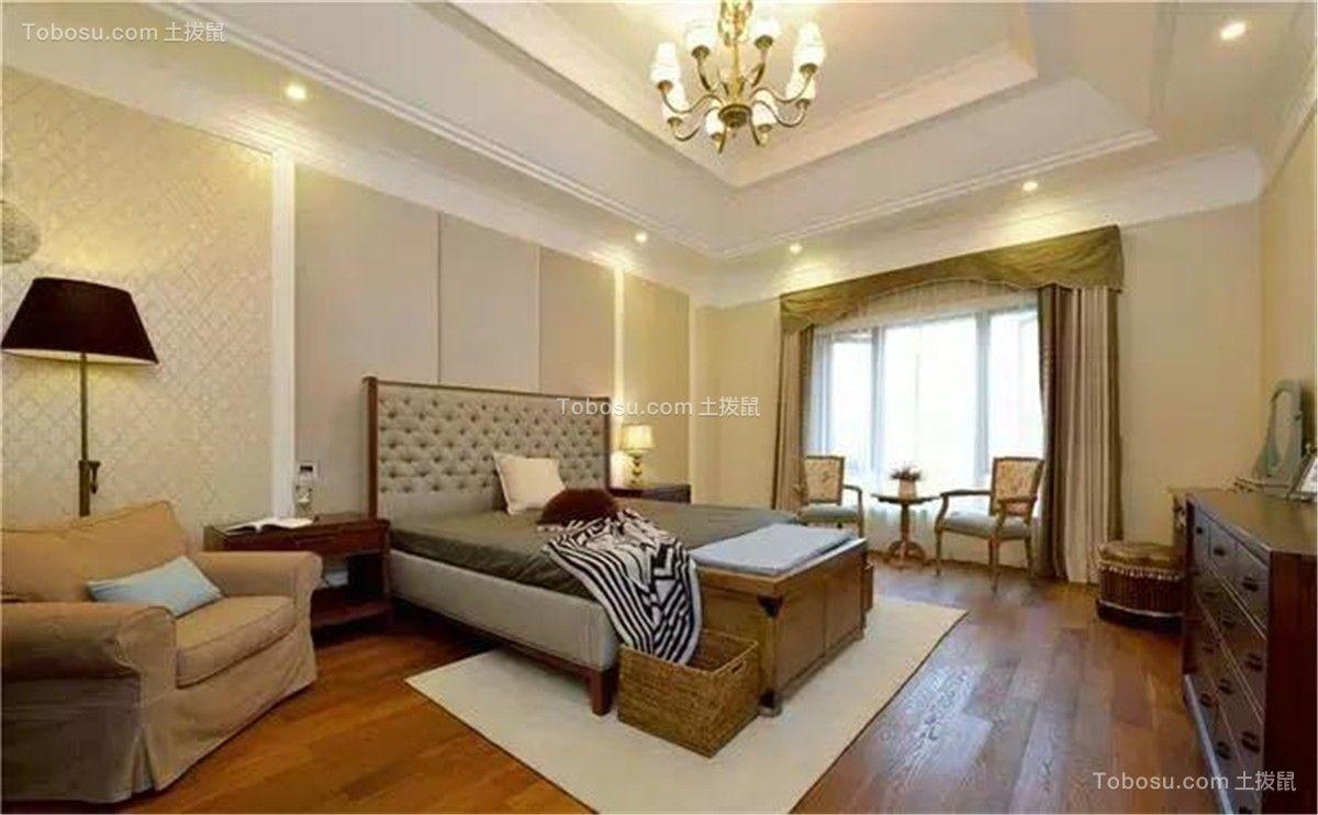 2021欧式卧室装修设计图片 2021欧式背景墙装饰设计