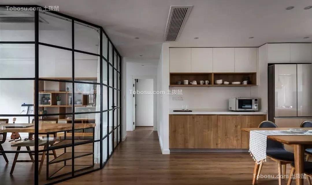 2020简约厨房装修图 2020简约地板装修效果图大全