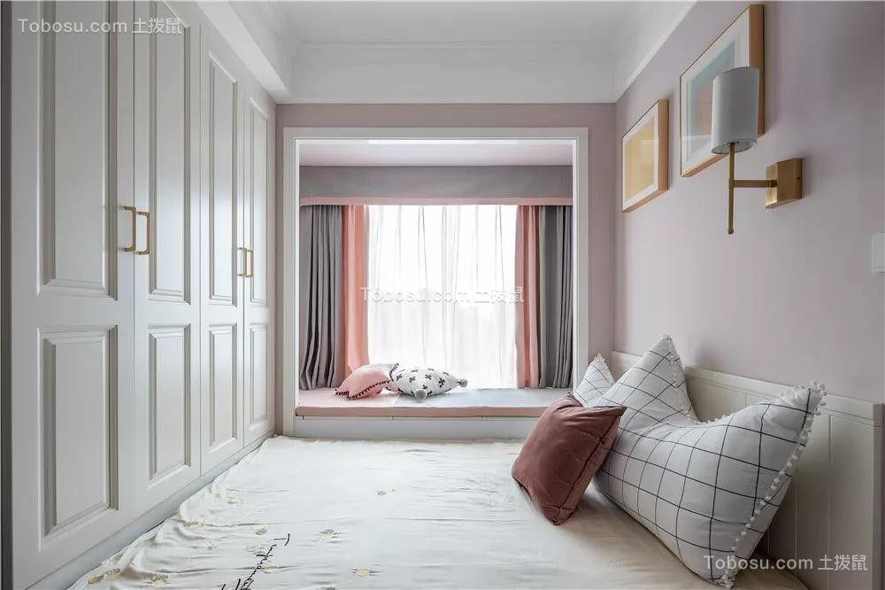 2021美式卧室装修设计图片 2021美式衣柜装修效果图片