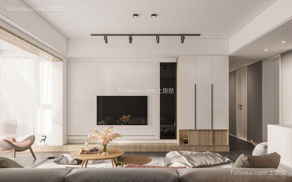 开放的空间最适合日式风装修