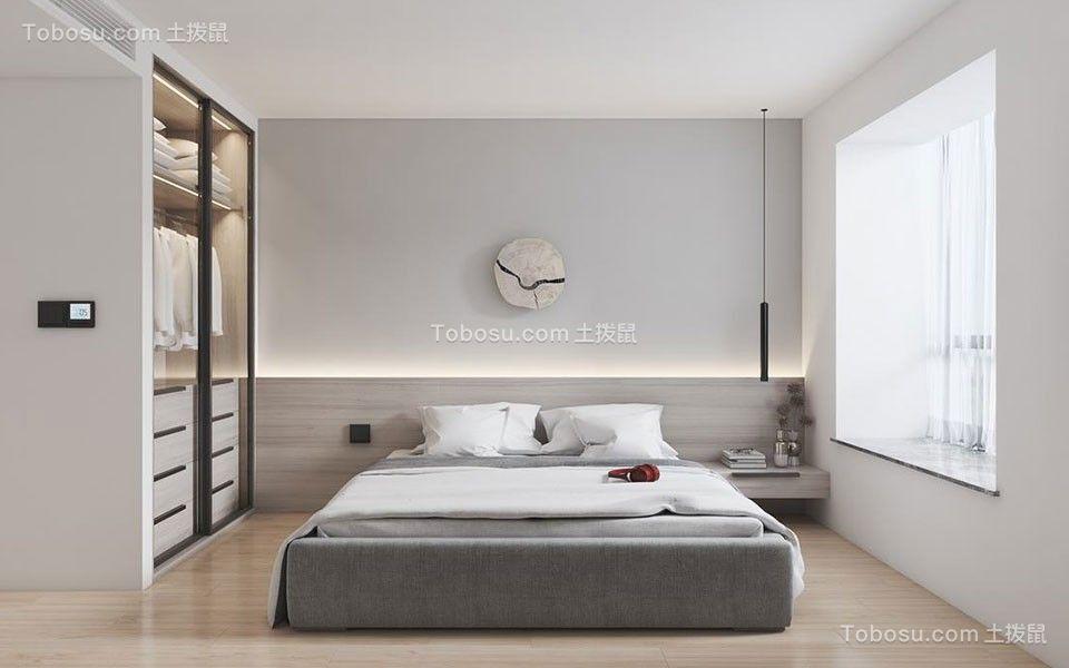 2019日式卧室装修设计图片 2019日式窗帘装修设计图片