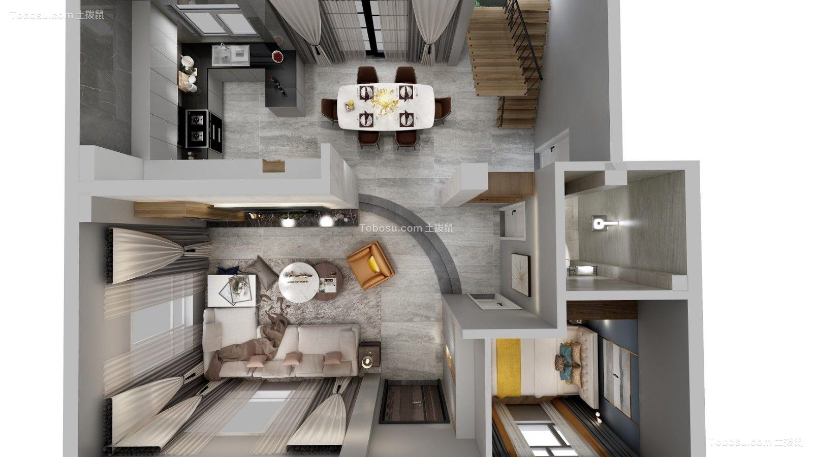 家也许并不需要华丽且繁复的装饰,用简单而自然的元素也能体现出设计的真谛
