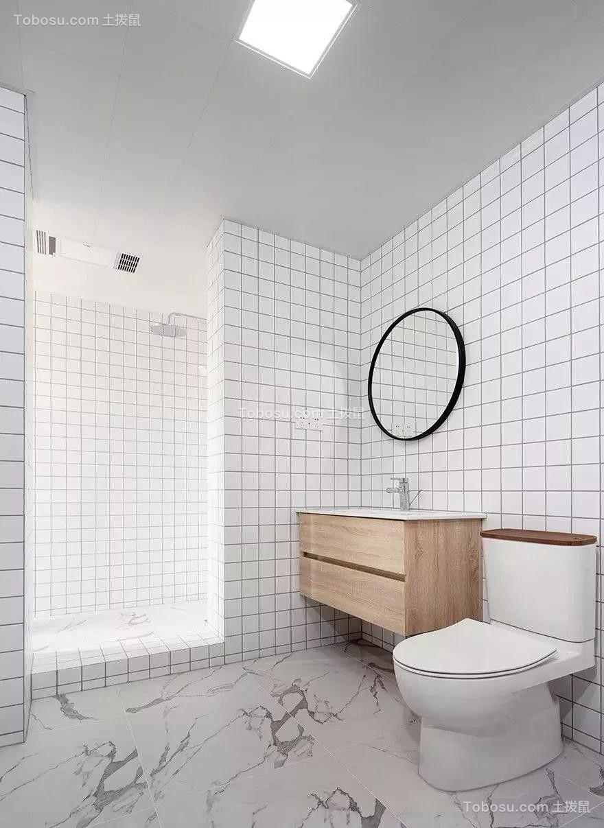2021中式卫生间装修图片 2021中式细节效果图