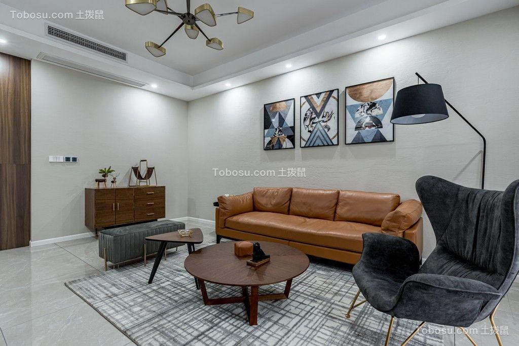 2019现代客厅装修设计 2019现代背景墙图片