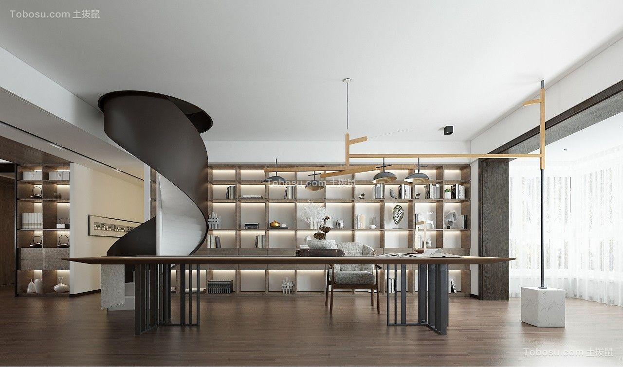 四居户型装修现代风格设计I案例展示