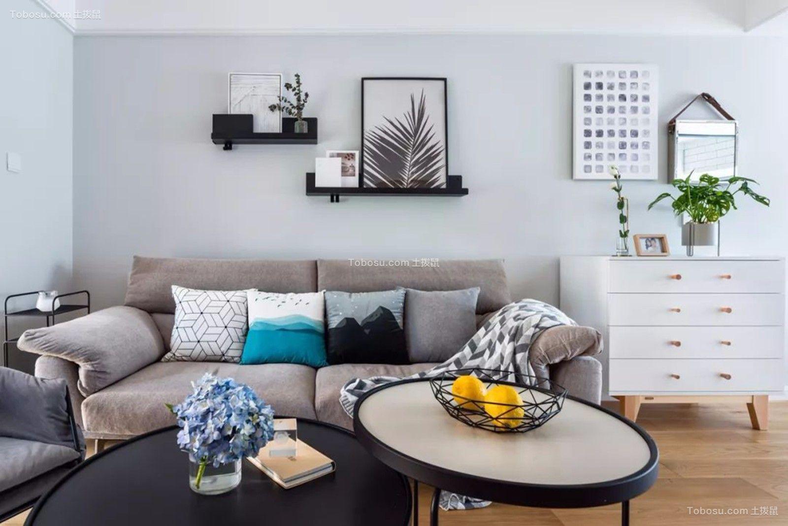 2019欧式客厅装修设计 2019欧式背景墙图片