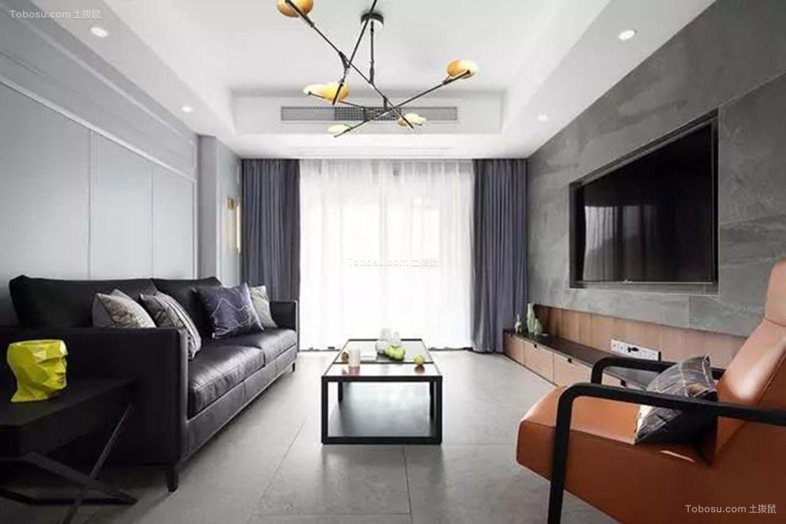 枫林绿洲  120平米舒适现代简约三居室,清新舒缓的暖心之家!