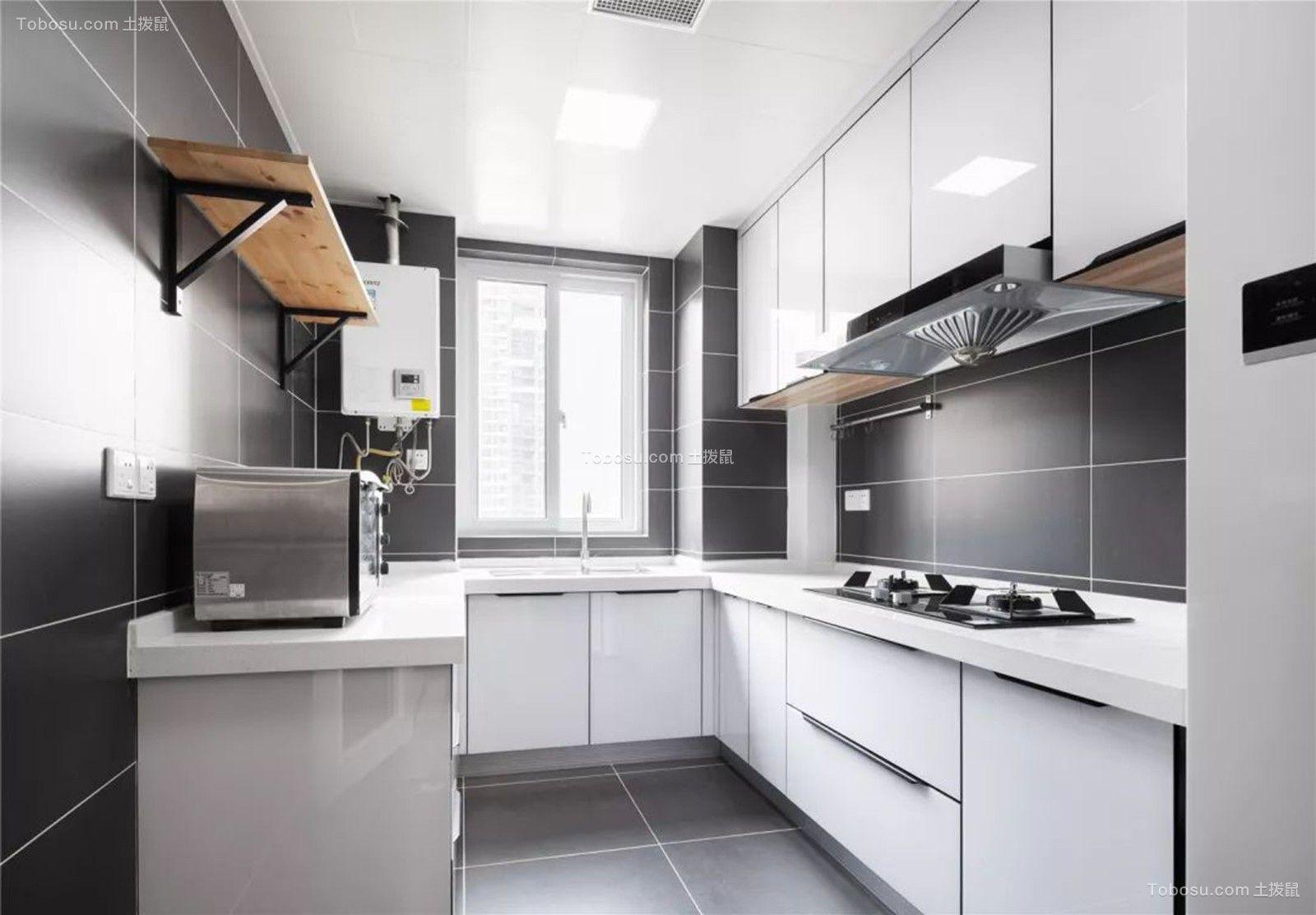 2019欧式厨房装修图 2019欧式吊顶装饰设计