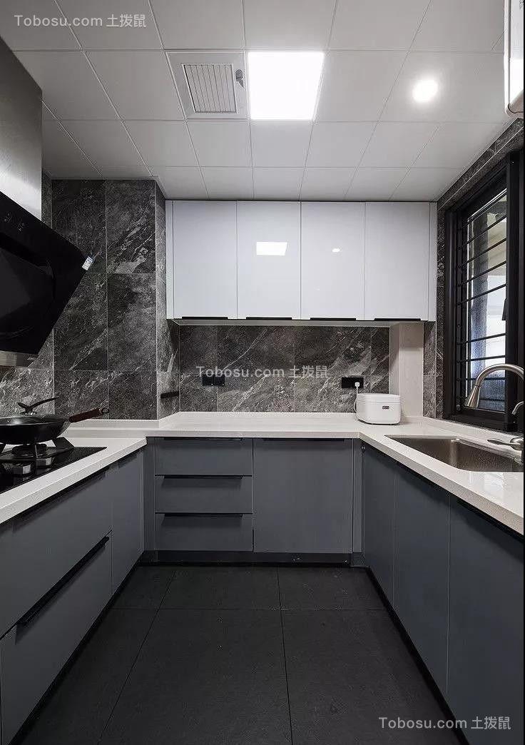 2020现代厨房装修图 2020现代地板装修效果图大全