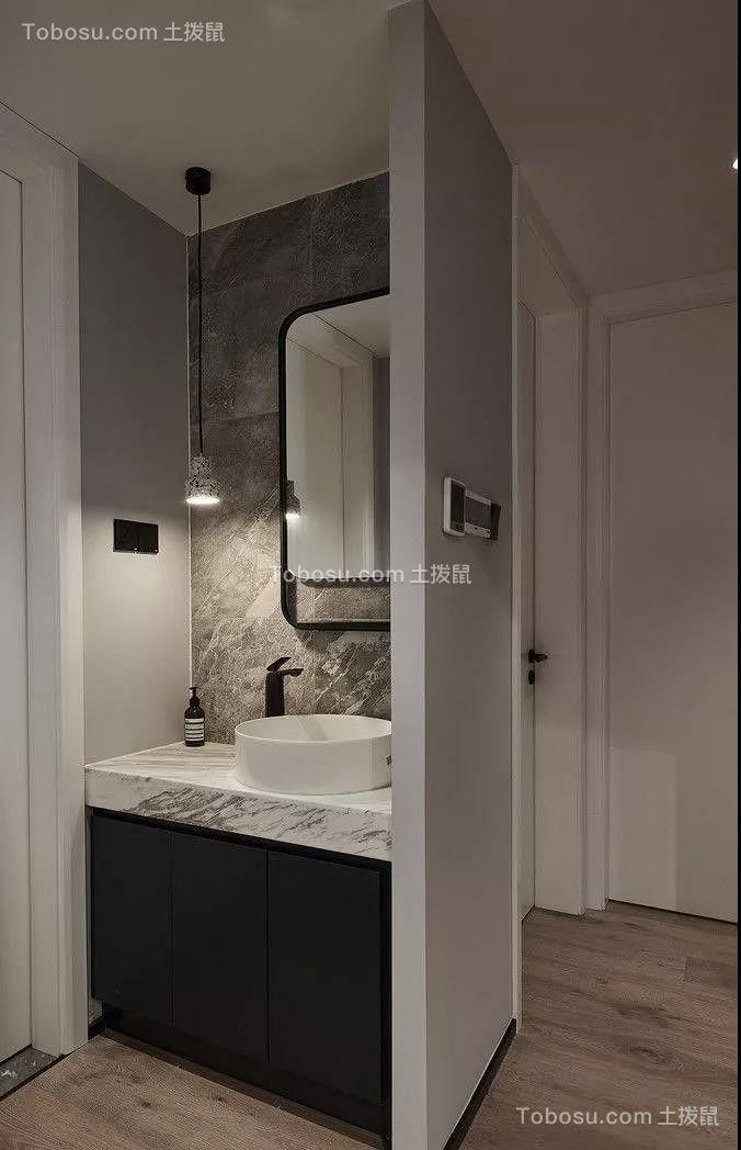 108平米现代主义风格装修,品味小资生活的轻奢质感!| 现代主义风格