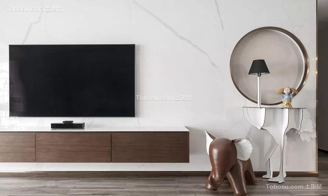 2021新中式客厅装修设计 2021新中式背景墙图片