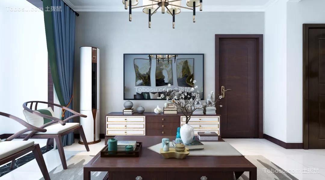 2019新中式客厅装修设计 2019新中式细节装饰设计
