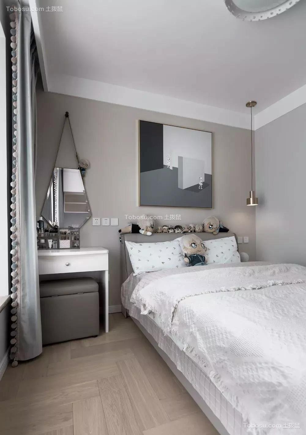 135平米老土装房变身轻奢质感简居,最爱那性冷淡黑白灰的绿色!