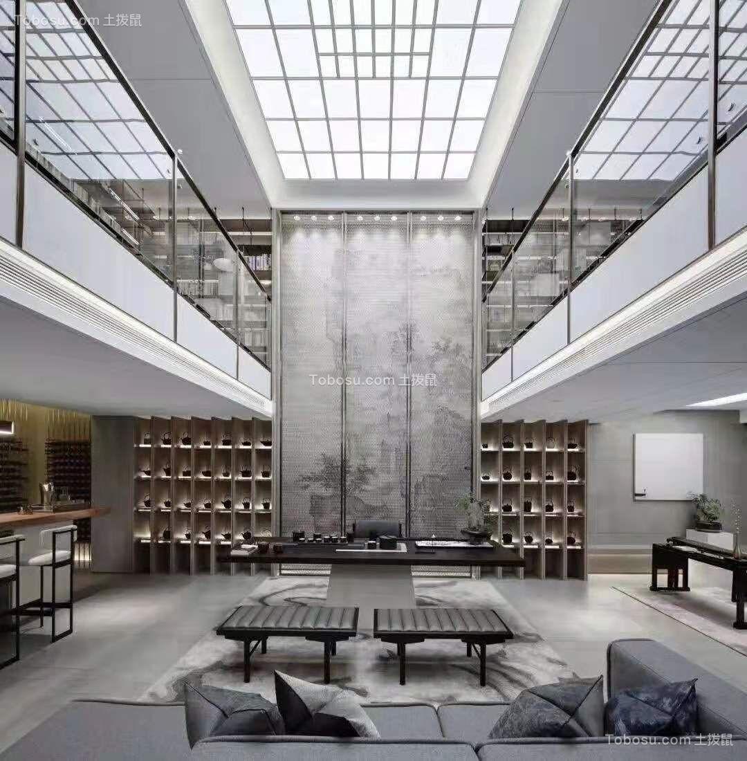 6房三厅268平方新中式风格