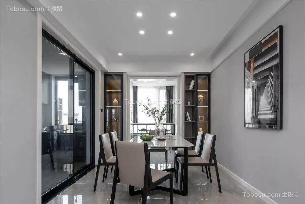 197㎡现代主义风格装修,高级黑白灰诠释大宅风范!| 现代主义