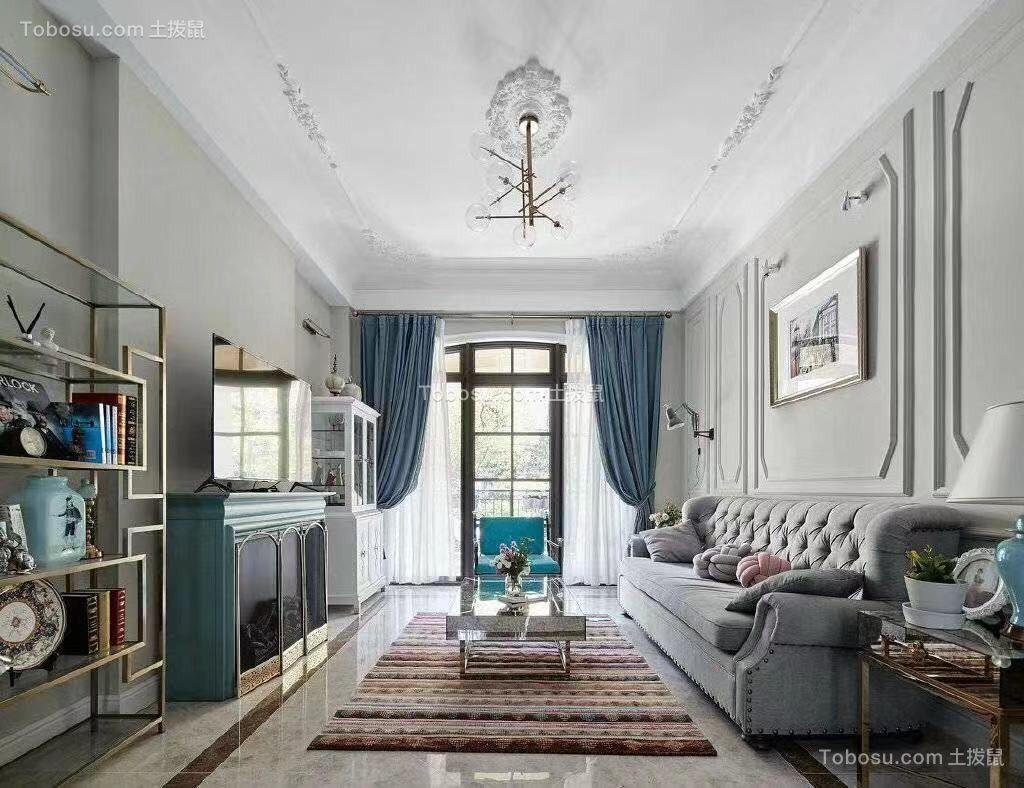 优雅迷人的复式住宅空间设计