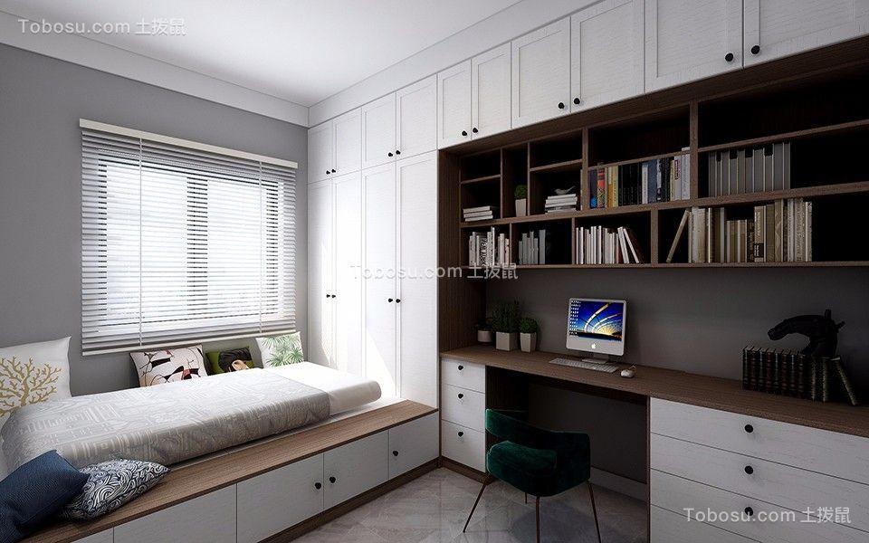 2020北欧卧室装修设计图片 2020北欧背景墙装饰设计