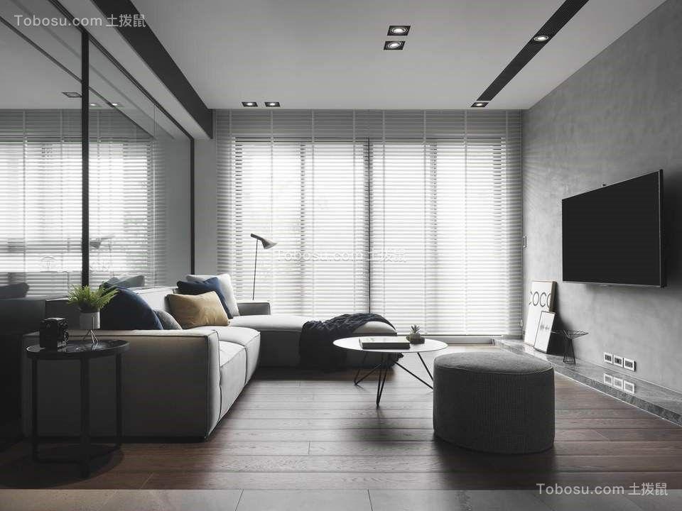 2020简欧客厅装修设计 2020简欧背景墙图片