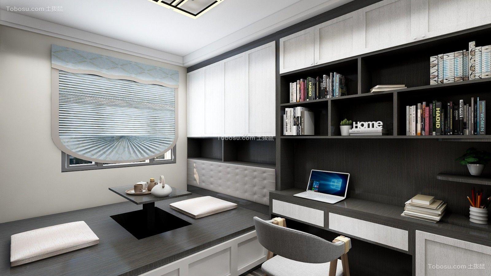 2021现代简约卧室装修设计图片 2021现代简约榻榻米装修设计