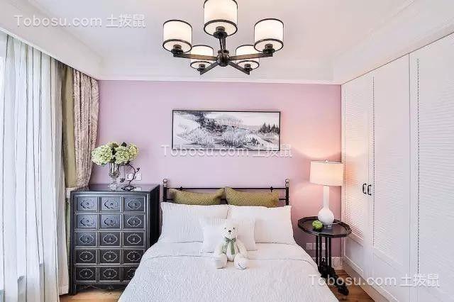 2020欧式田园卧室装修设计图片 2020欧式田园背景墙装饰设计