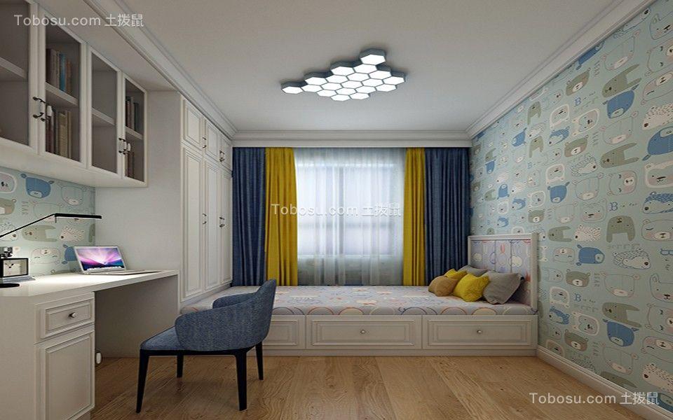 2020现代简约卧室装修设计图片 2020现代简约榻榻米装修设计