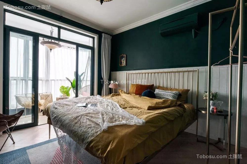 2020复古卧室装修设计图片 2020复古背景墙装饰设计