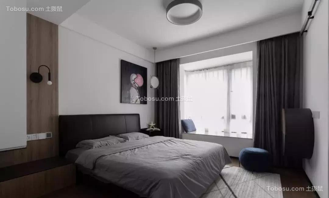 2020简约卧室装修设计图片 2020简约飘窗图片