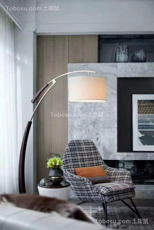 2020现代简约书房装修设计 2020现代简约灯具效果图