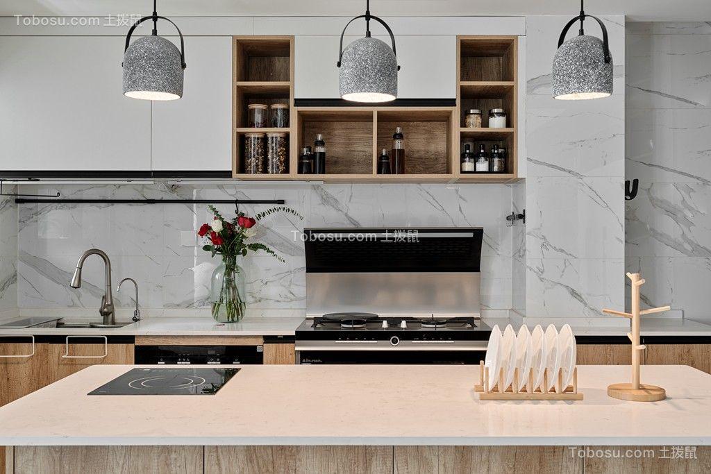 2021简约厨房装修图 2021简约背景墙装修效果图大全