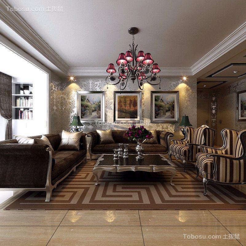2021新古典客厅装修设计 2021新古典沙发装修设计