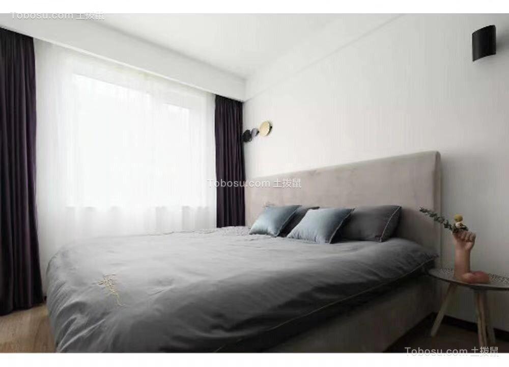 2020日式卧室装修设计图片 2020日式背景墙装饰设计