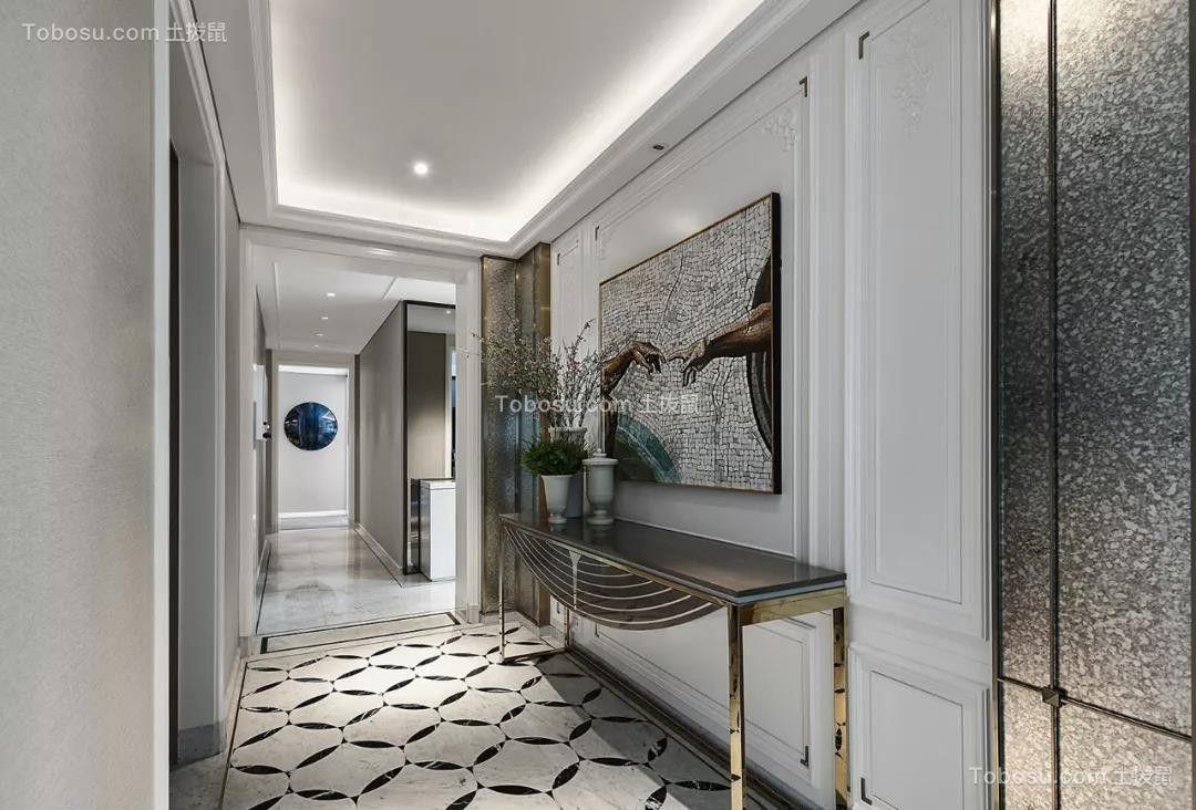 2021现代玄关图片 2021现代门厅装修效果图大全