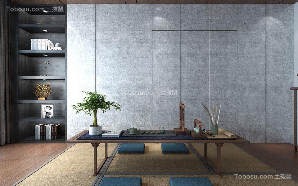2021现代简约地下室效果图 2021现代简约餐桌装修效果图片